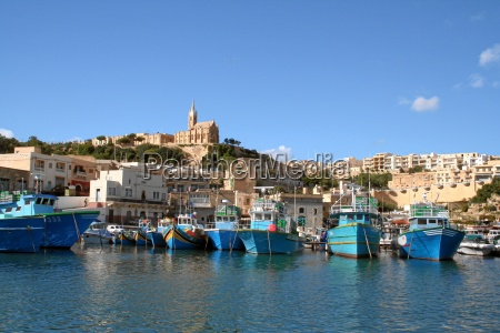 mgarr, harbour, in, gozo - 232082