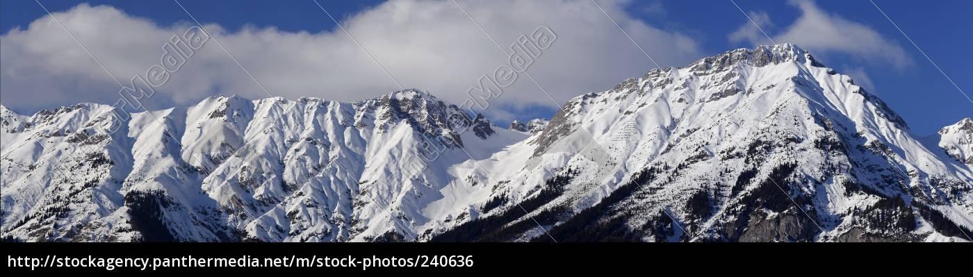 nordkette, tyrol - 240636