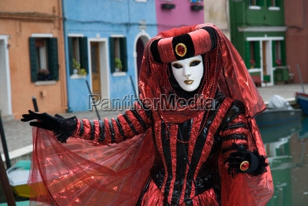 masks, in, venice - 244814