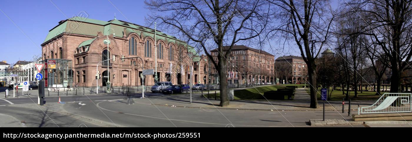 rosengarten, in, mannheim - 259551