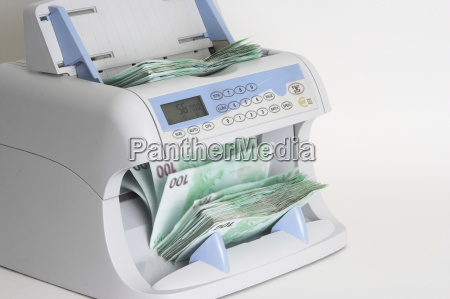 banknote, counter, -, version, 3 - 261455