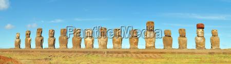 15, moai - 275245