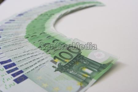 banknotes, open, 100, (10, 000, €), ver.6 - 278092