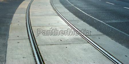 track arc