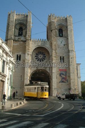 streetcar 28 yellow santa fe