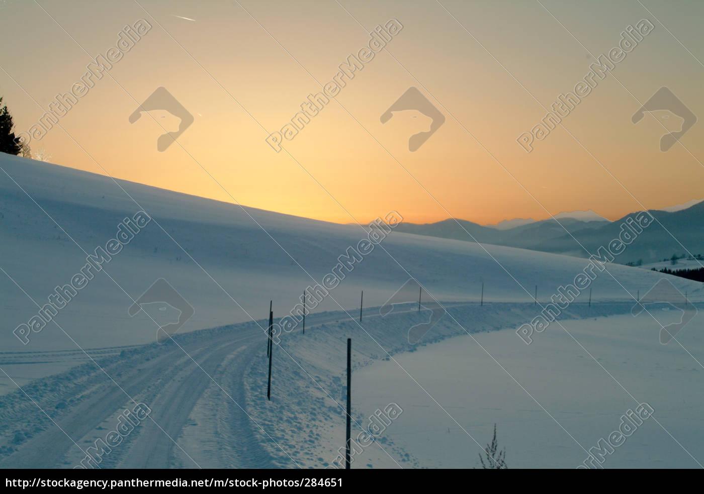 winter, landscape - 284651