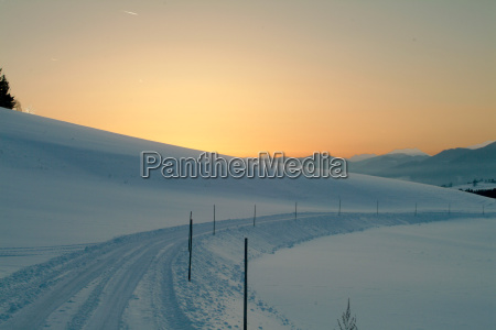 winter, landscape - 284651