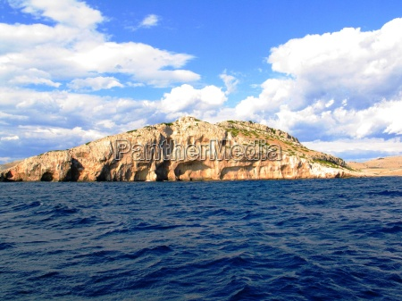 island in the kornati no 3