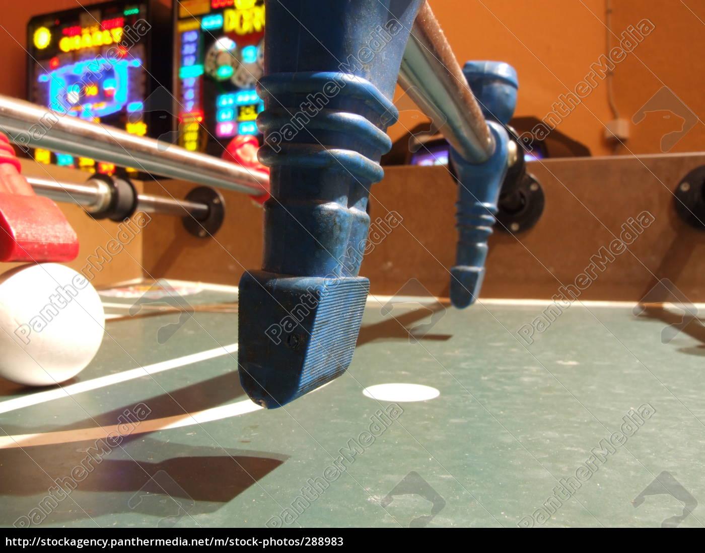 table, football, table, football, kroekeln - 288983