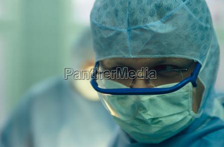 surgeon, in, portrait - 289489