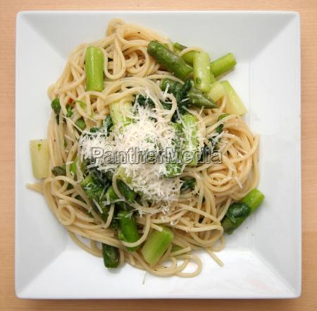 asparagus, and, rocket, spaghetti, no., 2 - 292279