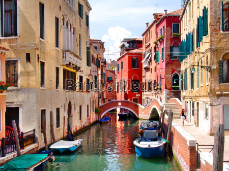 canal, in, venice - 292883
