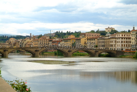 bridge in firenze