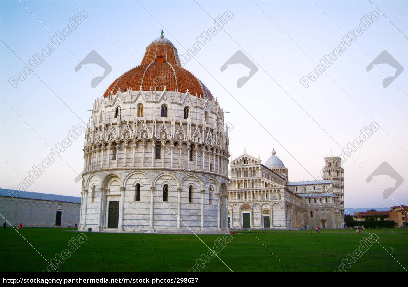 pisa, tower, church - 298637