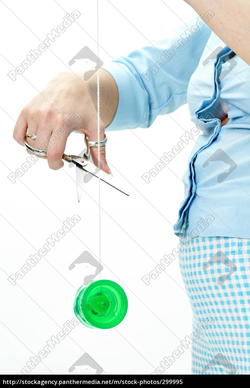 jojo, with, scissors - 299995