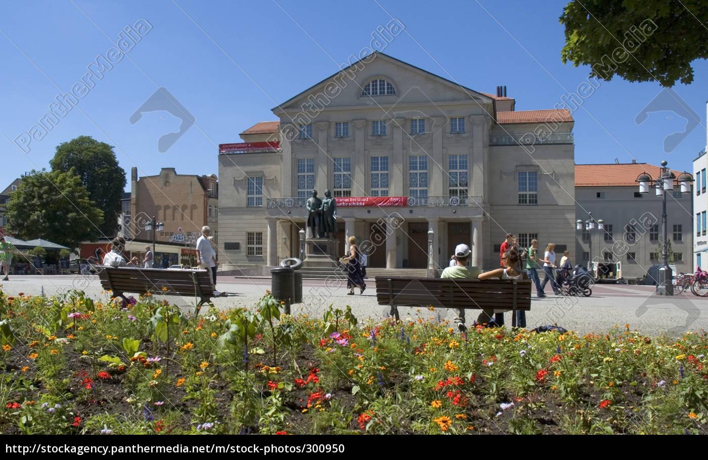 german, national, theatre, weimar - 300950