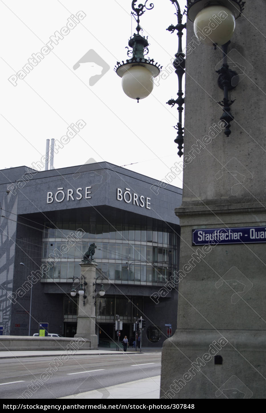 zurich, stock, exchange - 307848