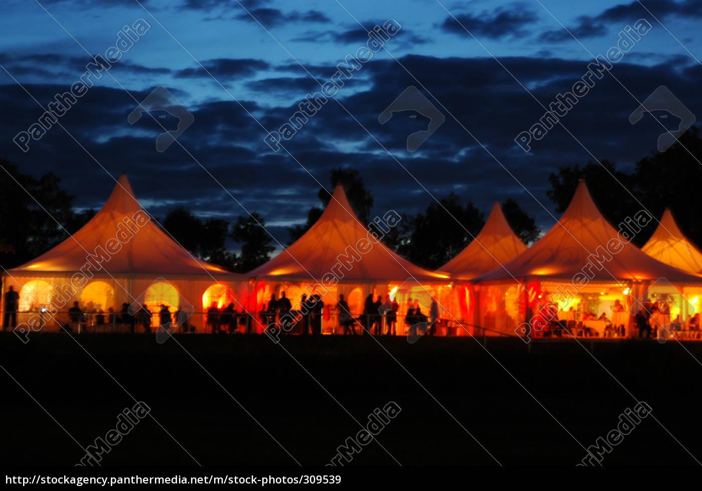 tent, landscape - 309539