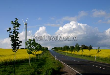 energy road