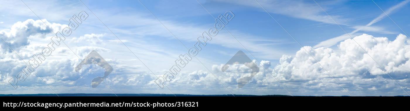 clouds, panorama - 316321