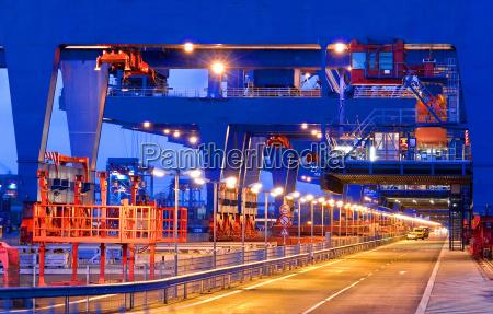 container, terminal, altenwerder, 2, ... - 316794