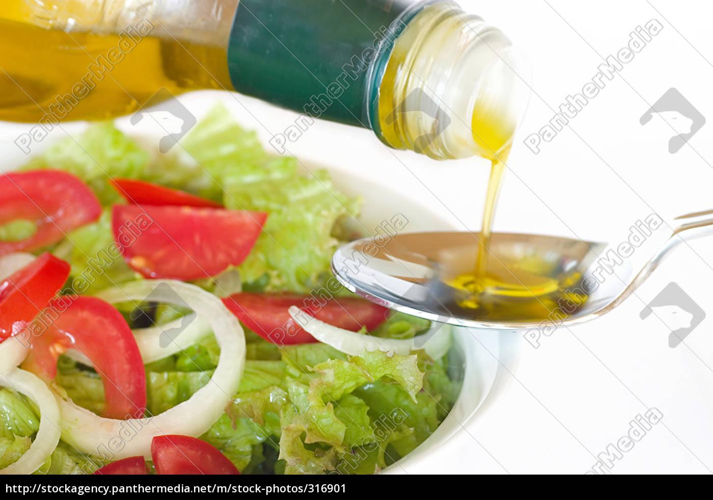 salad, oil - 316901