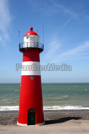 small, lighthouse, on, walcheren - 318849