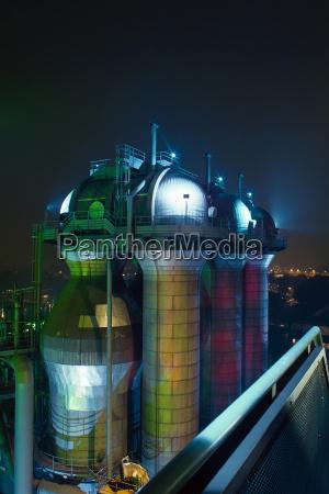 steelworks, duisburg3 - 318142