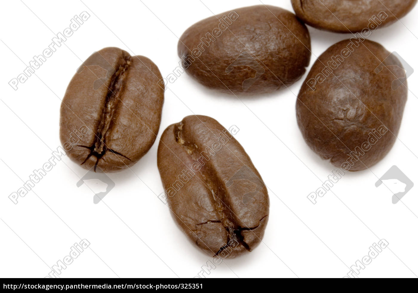 coffee, beans, macro - 325351