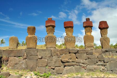 moai, statues, on, the, easter, island - 326290