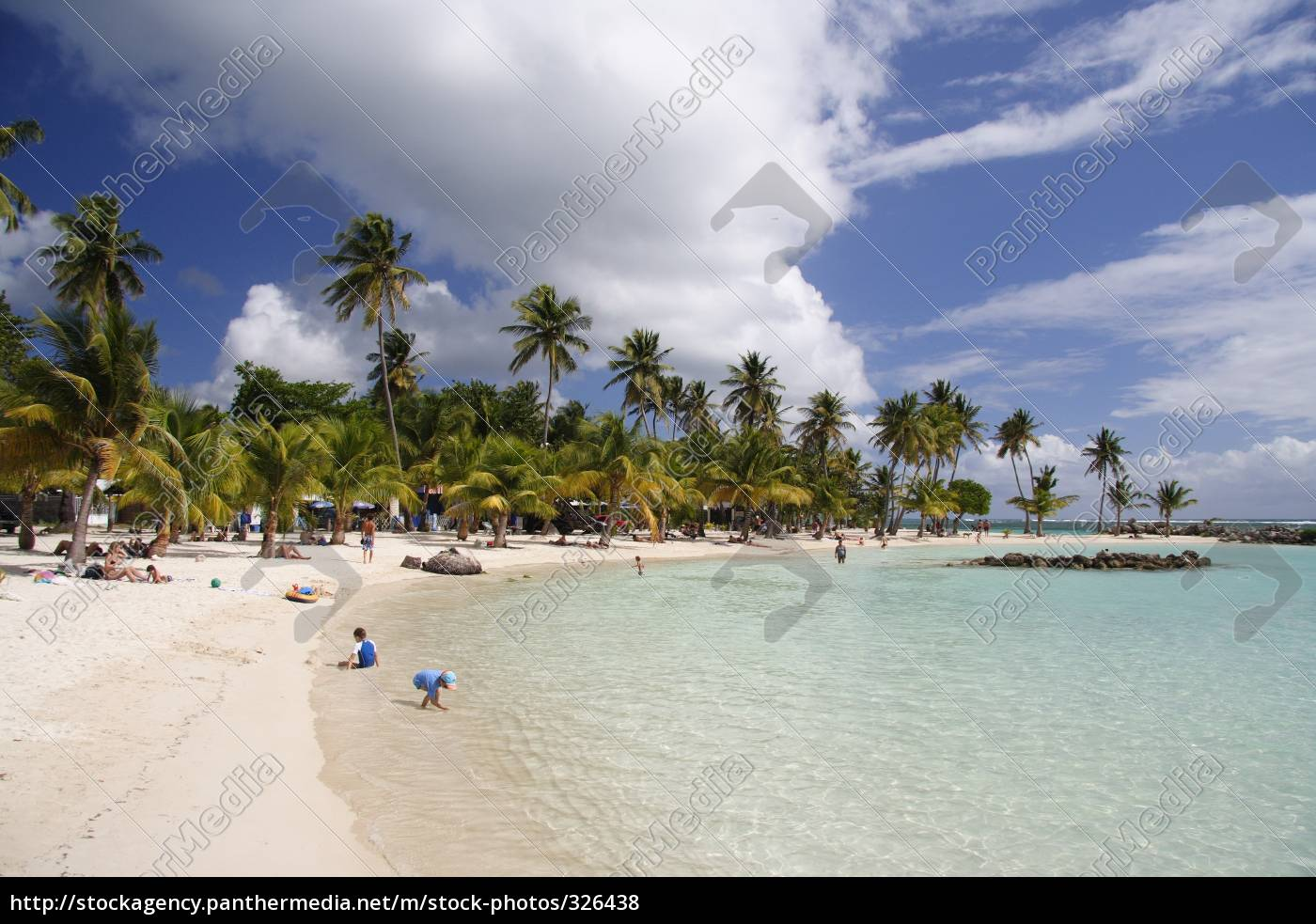 tropical, lagoon - 326438