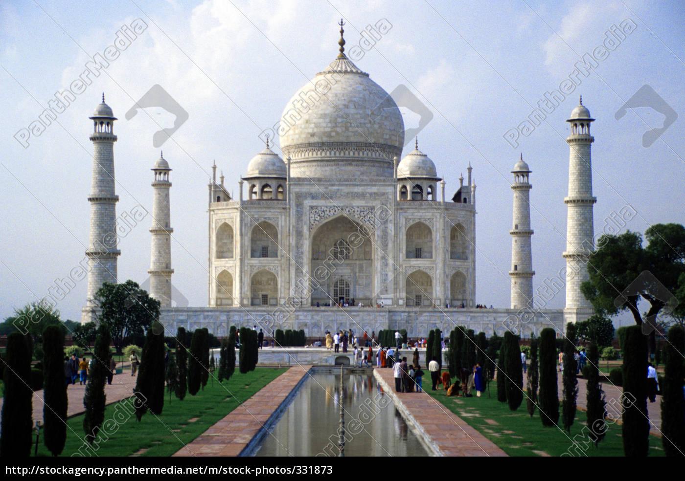 taj, mahal, india - 331873