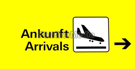 arrival departure