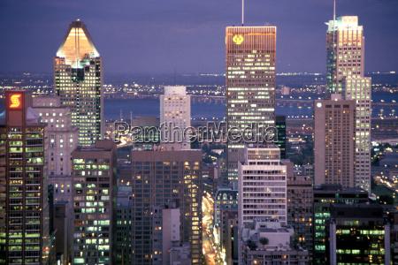 montreal, skyline, 2 - 333254