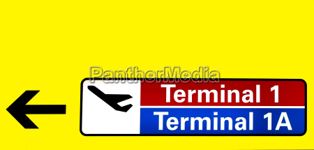 terminal 1 and 1a