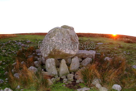 arthur stone against sunset