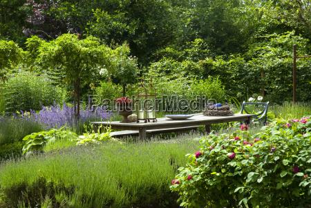 garden, idyll - 341440