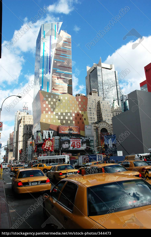 new, york, street, 3 - 344473