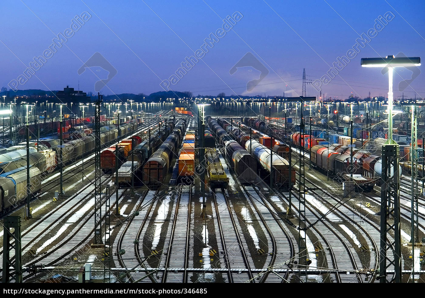 sidings, in, meshes - 346485