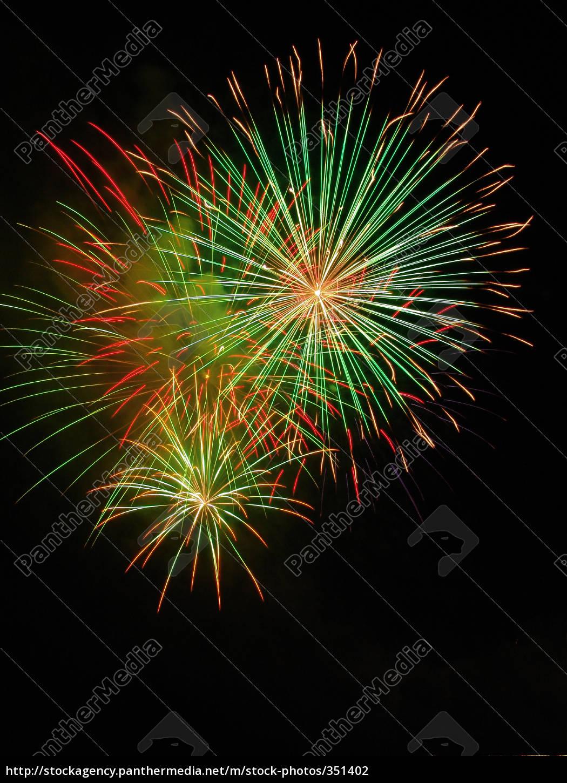 fireworks - 351402