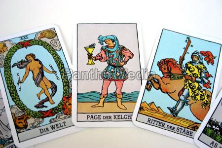 tarot, cards, (2) - 359863