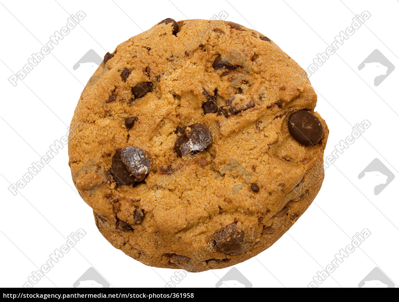 cookie, with, clipping, path - 361958