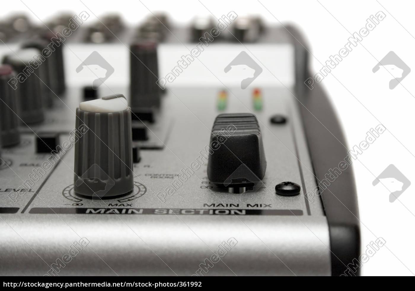 mixer, macro - 361992
