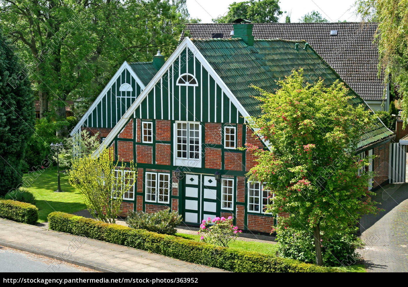 tudor, style, house - 363952