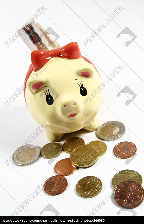 piggy, bank - 366035