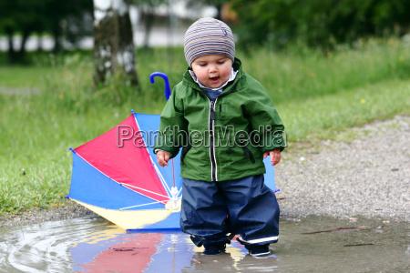 rainy, day, in, spring - 372369