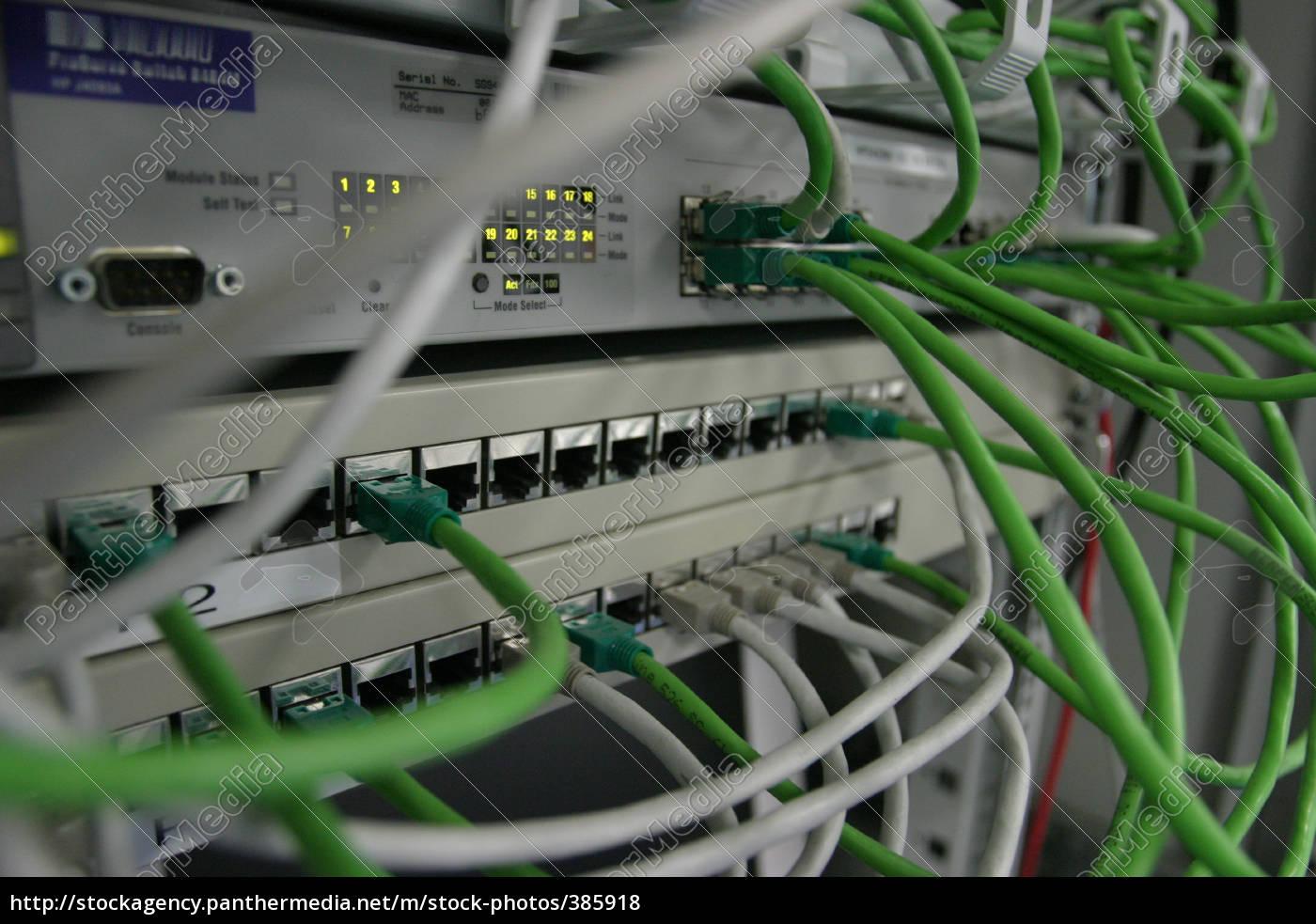 computer, network - 385918