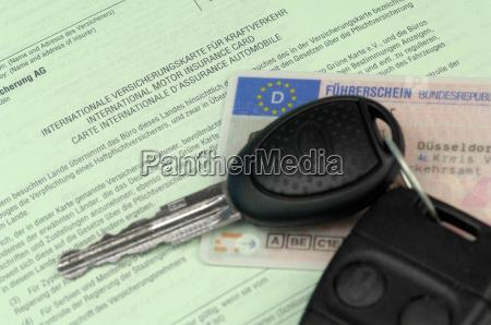 green, card, insurance - 391486