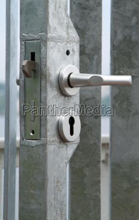 galvanized, gates - 396507