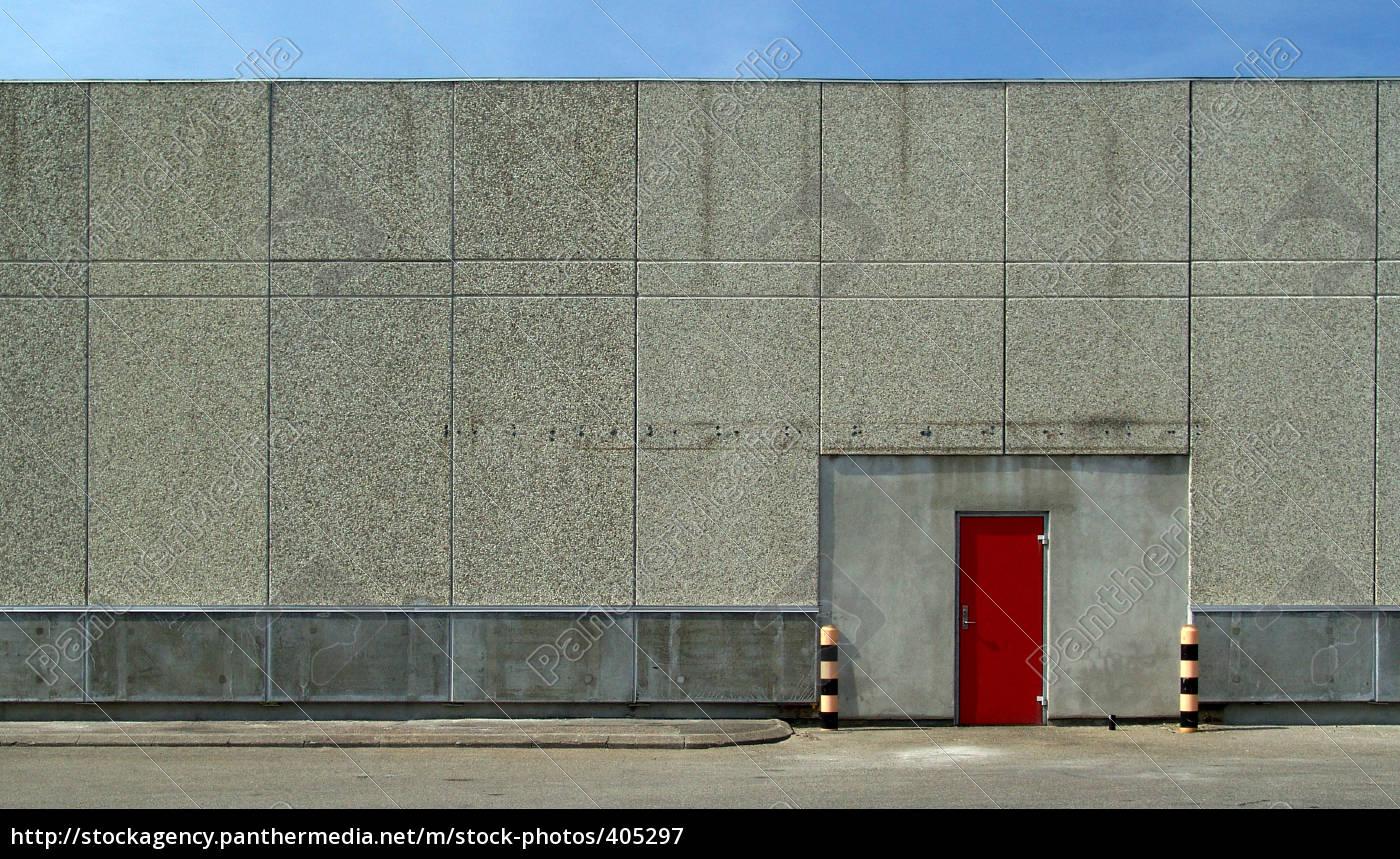red, door - 405297